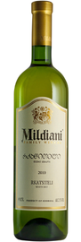 Вино белое сухое «Ркацители»