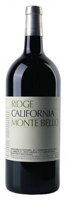 Вино красное сухое «Monte Bello» 2007 г.