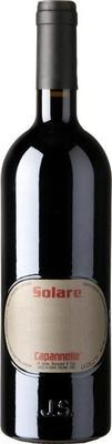 Вино красное сухое «Solare» 2006 г.