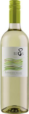 Вино белое сухое «8 RIOS Sauvignon Blanc» 2014 г.