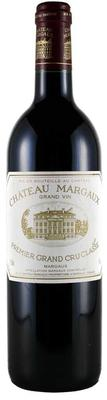 Вино красное сухое «Chateau Margaux 1-er Grand Cru» 1999 г.