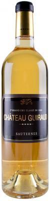 Вино белое сладкое «Chateau Guiraud Sauternes» 2003 г.