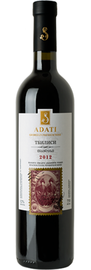 Вино красное сухое «Адати Тбилиси»