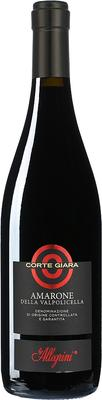 Вино красное полусухое «Amarone della Valpolicella Corte Giara» 2011 г.