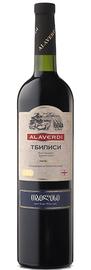 Вино красное сухое «Алаверди Тбилиси»