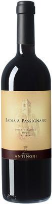 Вино красное сухое «Badia A Passignano Chianti Classicо Gran Selezione» 2009 г.