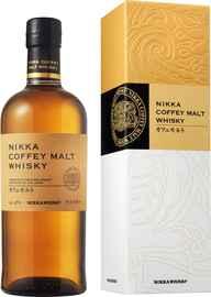 Виски «Nikka Coffey Malt» в подарочной упаковке