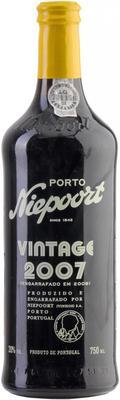 Портвейн «Niepoort Vintage Port» 2007 г.