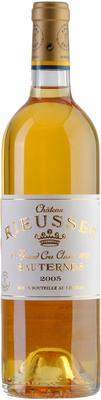 Вино белое сладкое «Chateau Rieussec Sauternes 1-er Grand Cru Classe, 0.75 л» 2005 г.