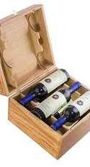 Набор «Sassicaia vertical set» в подарочной упаковке