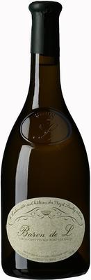 Вино белое сухое «Pouilly-Fume Baron de L, 1.5 л» 2010 г.