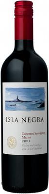 Вино красное полусухое «Isla Negra Cabernet Sauvignon-Merlot»