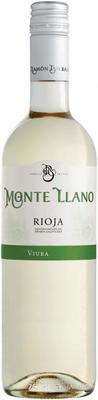 Вино белое сухое «Monte Llano Rioja»