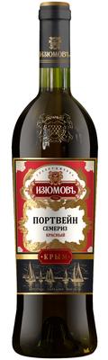 Портвейн красный сладкий «Портвейн Семериз Красный»