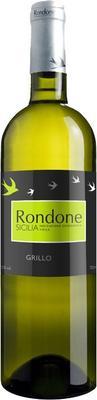 Вино белое сухое «Rondone Grillo»