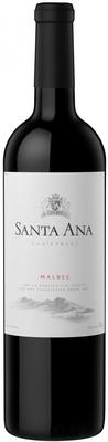 Вино красное полусухое «Santa Ana Malbec»