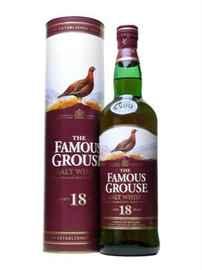 Виски шотландский «The Famous Grouse Malt»