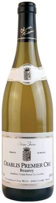 Вино белое сухое «Chablis Premier Cru Beauroy» 2012 г.