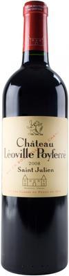 Вино красное сухое «Chateau Leoville Poyferre» 2008 г.