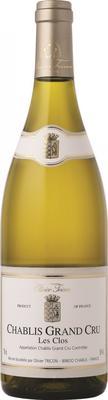 Вино белое сухое «Olivier Tricon Chablis Grand Cru Les Clos» 2005 г.