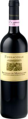 Вино красное сухое «Fossacolle Brunello di Montalcino» 2010 г. защищенного наименования