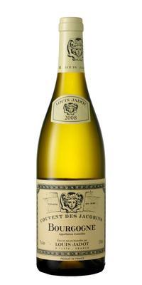 Вино белое сухое «Louis Jadot Bourgogne Couvent des Jacobins Blanc» 2014 г.
