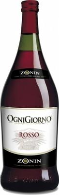 Вино красное полусухое «Zonin OgniGiorno Rosso»