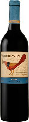 Вино красное полусухое «Woodhaven Merlot»