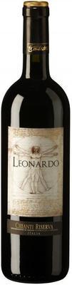 Вино красное сухое  «Leonardo Chianti Riserva» 2012 г.