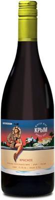 Вино красное полусладкое «Alma Valley Winter Wine» 2015 г.
