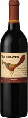 Вино красное полусухое «Woodhaven Zinfandel»