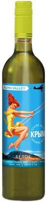Вино белое полусладкое «Аlmа Valley Spring Wine» 2015 г.