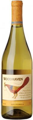 Вино белое полусухое  «Woodhaven Chardonnay»