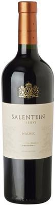 Вино красное сухое «Salentein Reserve Malbec» 2014 г. защищенного наименования места происхождения региона Мендоса