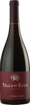 Вино красное  сухое «Villa Mt Eden Pinot Noir» 2008 г.