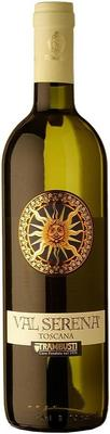 Вино белое сухое «Val Serena Bianco»