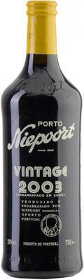Портвейн «Niepoort Vintage Port» 2003 г.
