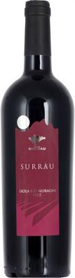 Вино красное сухое «Surrau Isola dei Nuraghi» 2010 г.