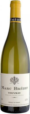 Вино белое полусухое «Vouvray» 2015 г.