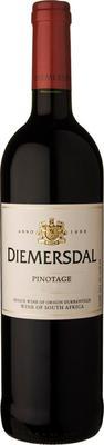 Вино красное сухое «Diemersdal Pinotage» 2015 г.