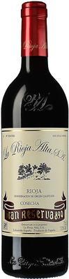 Вино красное сухое «Gran Reserva 890» 1989 г.
