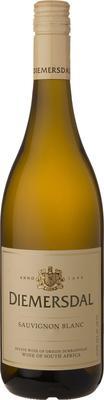 Вино белое сухое «Diemersdal Sauvignon Blanc» 2014 г.