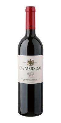 Вино красное сухое «Diemersdal Shiraz» 2012 г.