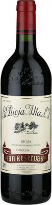 Вино красное сухое «Gran Reserva 890 Rioja» 2001 г.