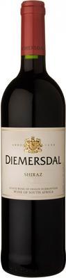 Вино красное сухое «Diemersdal Shiraz» 2015 г.