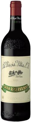 Вино красное сухое «Gran Reserva 904 Rioja» 1997 г.