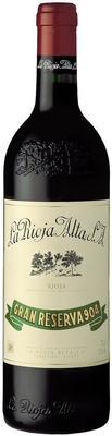 Вино красное сухое «Gran Reserva 904 Rioja» 1998 г.