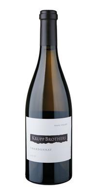 Вино белое сухое «Napa Valley, Krupp Brothers Chardonnay» 2010 г. с защищенным географическим указанием