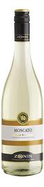 Вино игристое жемчужное белое сладкое «Zonin Moscato delle Venezie»