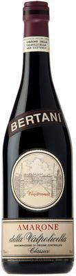 Вино красное полусухое «Bertani Amarone Della Valpolicella Classico» 2005 г.